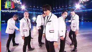 Video EXO | Growl, Power | Winter Olympic 2018 MP3, 3GP, MP4, WEBM, AVI, FLV Januari 2019
