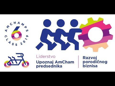 AmChamps 2019: Razvoj porodičnog biznisa