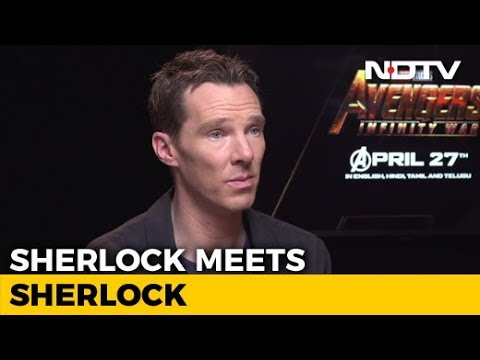 Robert Downey Jr & I Discussed 'Sherlock' Only Once: Benedict Cumberbatch