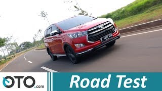 Download Video Toyota Innova Venturer | Road Test | Lebih Dari Sekedar MPV | OTO.com MP3 3GP MP4