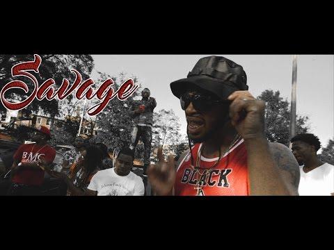 Bmk Quarterkey  & Amaco - Savage ( Official Music video )