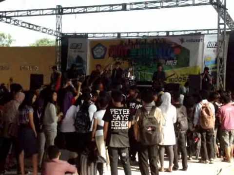 The Brantaz - Ciuman Pertama ( Live at Kediri )