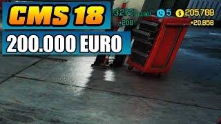 Auto-Werkstatt Simulator 2018 #55 - 200.000€ - CMS18 Deutsch