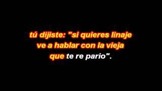 Ricardo Arjona - Reconciliacion (KARAOKE)