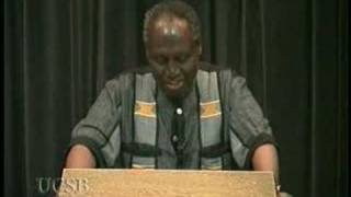 Ngugi Wa Thiong'o Moving The Center