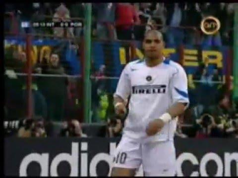 Los mejores goles de Adriano Leite