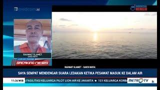 Video Saksi Mata: Terjadi Ledakan Setelah Lion Air JT610 Jatuh ke Laut MP3, 3GP, MP4, WEBM, AVI, FLV November 2018