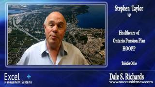 Stephen , Canada, learned Dale Richards' Valuation,