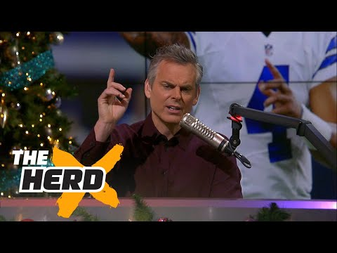 Colin Cowherd discusses the Dallas Cowboys and NFL replay policy   THE HERD
