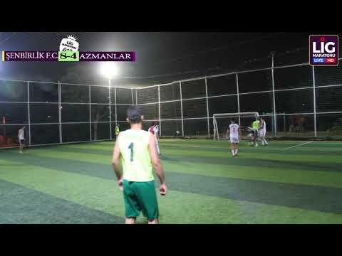 ŞENBİRLİK F.C./AZMANLAR/Maç Özeti
