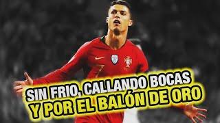 Cristiano Ronaldo DESTRUYE con Hat-Trick y a la Final de la Nations League - Portugal vs Suiza 3-1