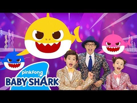 Baby Shark Dance (K-Pop Retro English Ver.) | Baby Shark x Yoo Jae-Suk | Hangout with Baby Shark