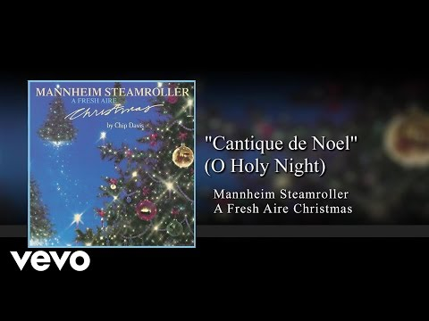 Mannheim Steamroller - Cantique De Noel (O Holy Night) [Audio]