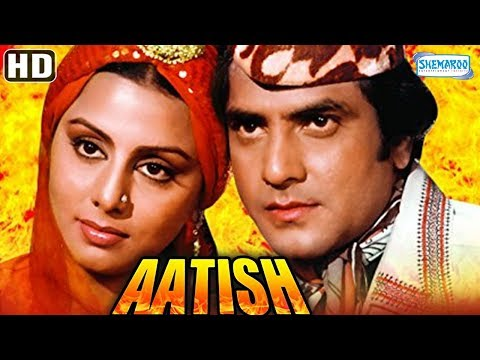 Aatish (1979)(HD & Eng Subs) Hindi Full Movie - Jeetendra - Neetu Singh - Nirupa Roy - Om Shivpuri