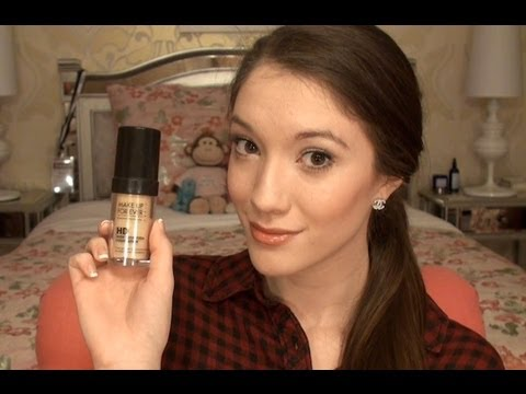 My Everyday Foundation Routine For Oily, Acne-Prone Skin   Blair Fowler