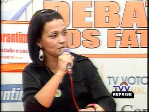 Debate dos Fatos na TV Votorantim 25 10 13