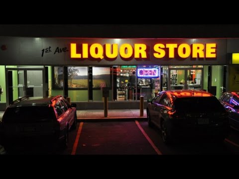 5 TRUE SCARY Liquor Store Horror Stories (видео)