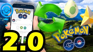 Pokémon GO Grandes Mudanças Novamente by Pokémon GO Gameplay