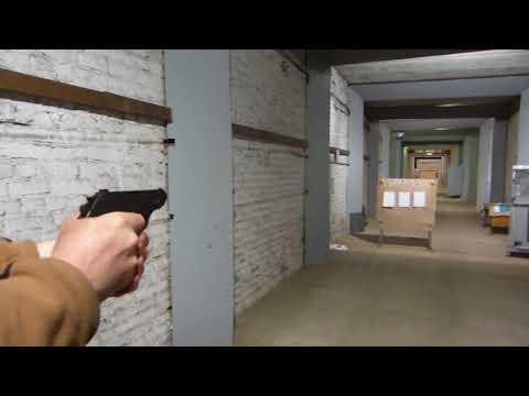 Стрельба из пистолета ПСМ