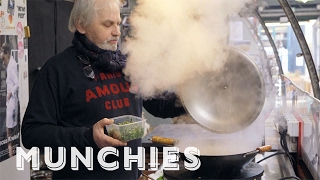 How-To: Make La Socca aux Encornets with Alain Miam-Miam by Munchies
