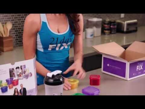 21 Day Fix Unboxing