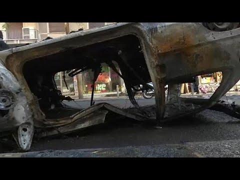 Εξάρχεια: Οι υπηρεσίες καθαρισμού απομάκρυναν 30 τόνους μπάζα μετά τα επεισόδια…