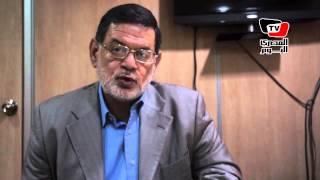 «الخرباوي» عن سد النهضة: مرسي فاشل ورضي بفشله