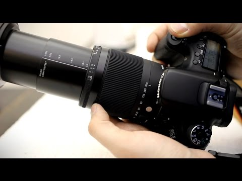 Sigma 18-300mm f3.5-6.3 DC OS Macro 'C' lens review, with samples