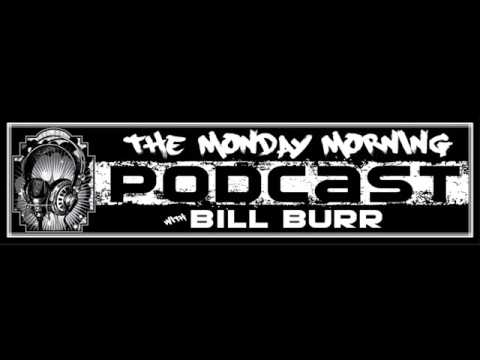 Bill Burr - Wheelchair Scuba Diving, Movie- Mama, Homeless People