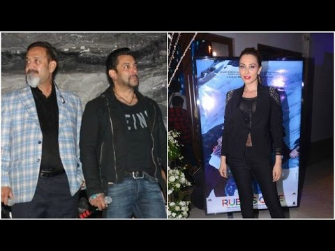 Salman Plays Mute At A Movie Launch | Salman Catch
