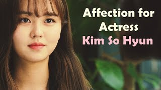 Video [Eng Sub] Affection For Actress Kim So Hyun (Feat. Male Celebrities) MP3, 3GP, MP4, WEBM, AVI, FLV Desember 2018