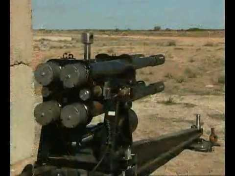 FUTURE WEAPONS - METALSTORM Autocannon - Area Denial Weapon System - ADWS