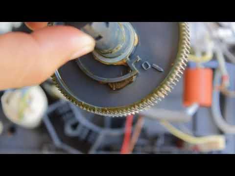 Spidem Trevi Chiara (SAECO) - Não use graxa à base de óleo mineral
