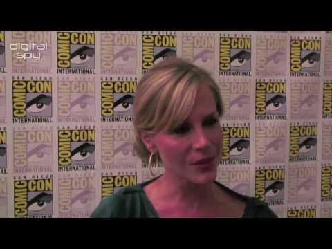 Julie Benz talks 'No Ordinary Family'