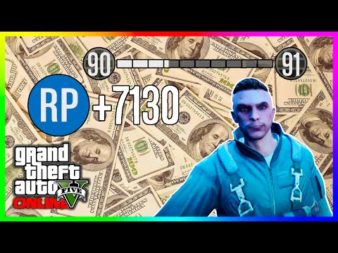 GTA 5 SOLO Method RP & Money Farm – Make Easy Money & RP After Patch 1.16 (GTA V)