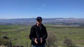 Golan heights Viewpoint