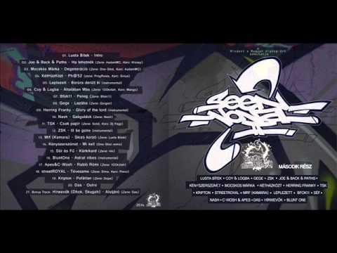 Joe&Back&Paths - Ha lehetnék (Zene:AadamMC Karc:Krossy) Seen'Vonal 2