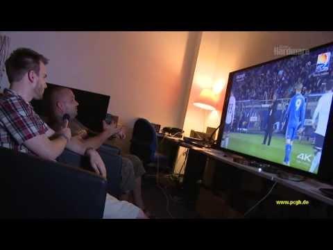 Battlefield 3 auf dem Ultra-HD-Fernseher KD-65X9005 von Sony