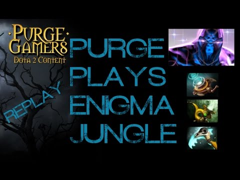 plays - Hey Dudes. Enigma is a great hero because of his ability to teamfight gank and farm. Of these 3, he's especially good at teamfighting and pretty good at farming. Start in the jungle and farm...