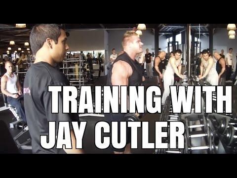 Тренировка с Джеем Катлером