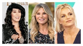 Celebs who don't hide it that they've had plastic surgery