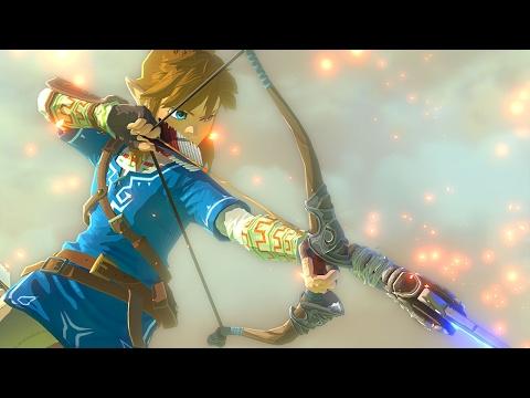 2 Minutes of Legend of Zelda: Breath of the Wild Combat (видео)