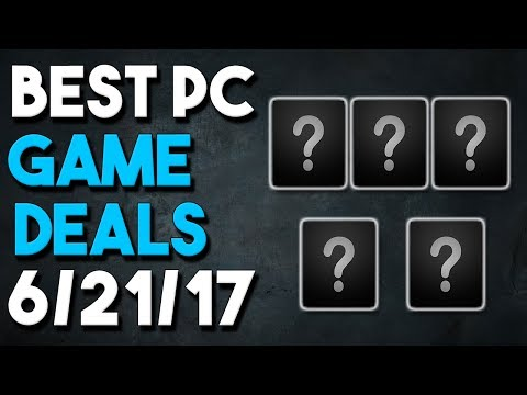 Top 5 PC Game Deals of the Week 6/21/17 - Killing Floor 2, Unreal Tournament Bundle and More!