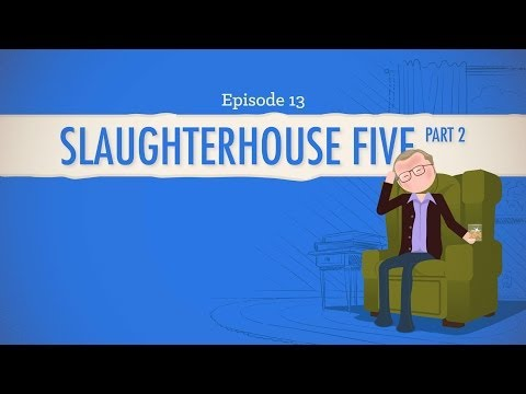 PTSD and Alien Abduction – Slaughterhouse-Five Part 2: Crash Course Literature 213