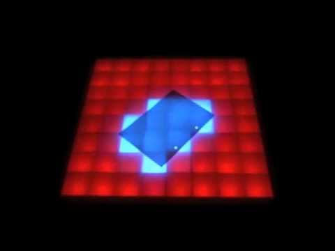 64px Led Couchtisch