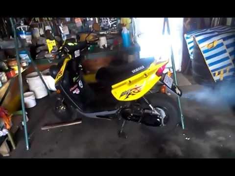 comment demarrer scooter sans batterie