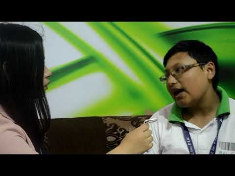 (Interview with Bar Code Nepal, Suresh Maharjan - Duration: 2 minutes, 41 seconds.)