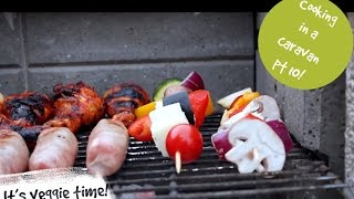 Cooking in a caravan part 10: BBQ special