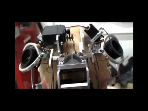 Animatronic - These incredible animatronic machines were made by John Nolan http://www.johnnolanfilms.com http://www.streetlightfilms.co.uk All video remains the property ...