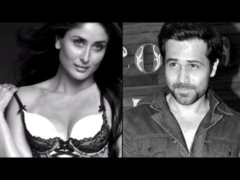 Will Emraan Hashmi Get To Kiss Kareena Kapoor?